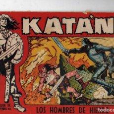Tebeos: KATAN 1ª EDICION Nº 1. Lote 194344341