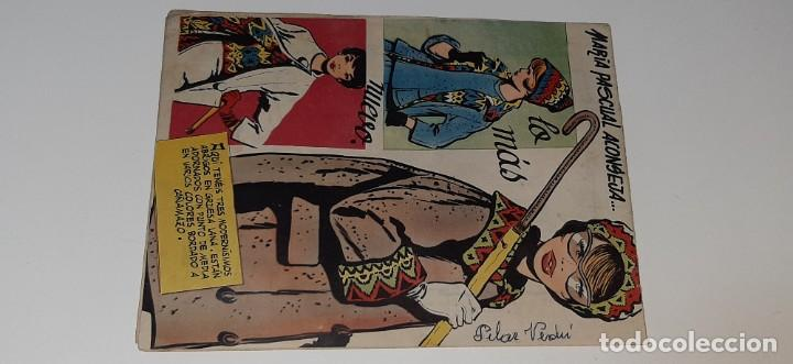 Tebeos: ANTIGUO COMIC COLECCION SUSANA Nº 96 - TU SONETO - ED. TORAY AÑO 1959 MARIA PASCUAL - Foto 2 - 194370021