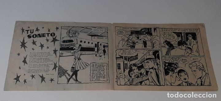 Tebeos: ANTIGUO COMIC COLECCION SUSANA Nº 96 - TU SONETO - ED. TORAY AÑO 1959 MARIA PASCUAL - Foto 3 - 194370021