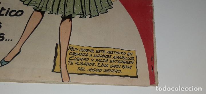Tebeos: ANTIGUO COMIC COLECCION SUSANA Nº 64 - DOMDE ESTA LA DICHA - ED. TORAY AÑO 1959 MARIA PASCUAL - Foto 5 - 194549022