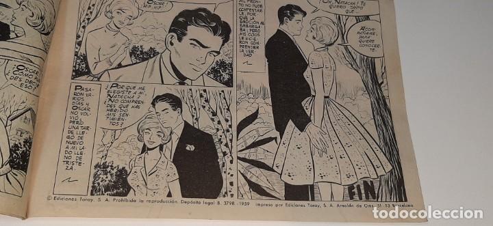 Tebeos: ANTIGUO COMIC COLECCION SUSANA Nº 64 - DOMDE ESTA LA DICHA - ED. TORAY AÑO 1959 MARIA PASCUAL - Foto 9 - 194549022