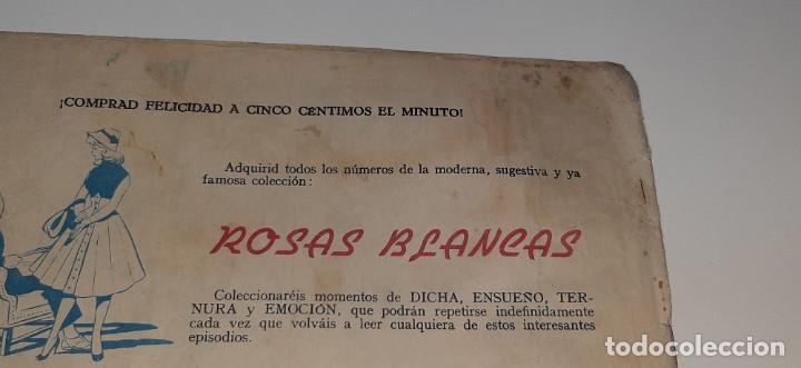 Tebeos: ANTIGUO COMIC COLECCION SUSANA Nº 36 - MIENTRAS HAYA PRIMAVERA - ED. TORAY AÑO 1959 - Foto 4 - 194549102