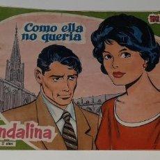 Tebeos: ANTIGUO COMIC COLECCION GUENDALINA Nº 8 - COMO ELLA NO QUERIA - ED. TORAY AÑOS 50 DAVID NIVEN. Lote 194553871