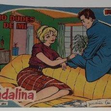 Tebeos: ANTIGUO COMIC COLECCION GUENDALINA Nº 74 - NO DUDES DE MI - ED. TORAY AÑOS 50 BRIGITTE BARDOT. Lote 194554035