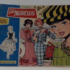 Tebeos: ANTIGUO COMIC COLECCION ROSAS BLANCAS Nº 38 - LAS MODELOS - ED. TORAY AÑO 1959. Lote 194574513