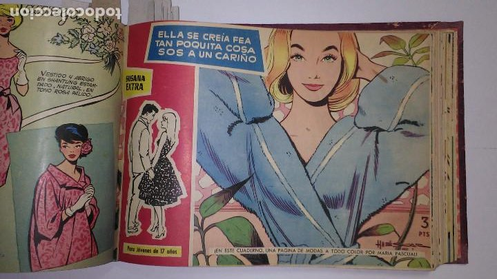 Tebeos: * SUSANA EXTRA * EDICIONES TORAY 1960 * TOMO 18 Nº ORIGINALES ENCUADERNADOS * - Foto 8 - 194616571