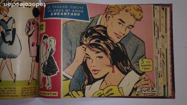 Tebeos: * SUSANA EXTRA * EDICIONES TORAY 1960 * TOMO 18 Nº ORIGINALES ENCUADERNADOS * - Foto 10 - 194616571
