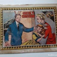 Tebeos: GRETA Y CRISTIAN. Lote 194633670