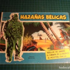 Tebeos: HAZAÑAS BELICAS. Nº 5. TORAY. (M-3). Lote 194718138