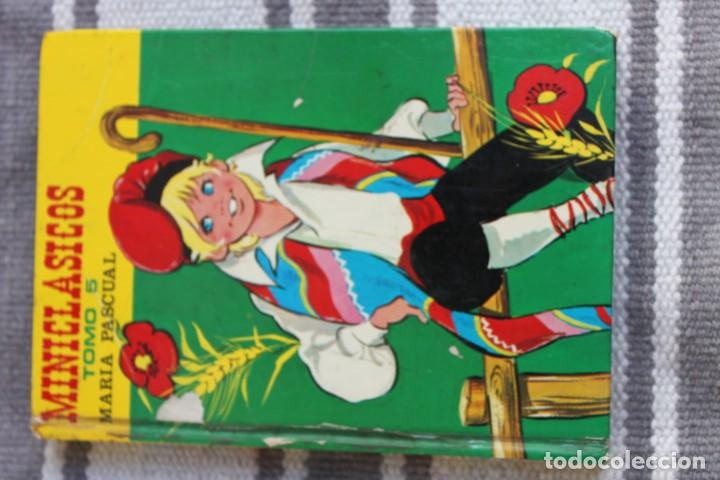 MINICLASICOS TOMO 5 : MARIA PASCUAL (Tebeos y Comics - Toray - Otros)