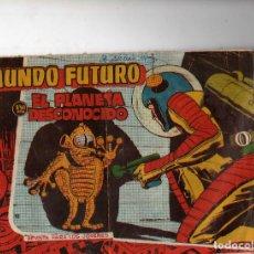 Tebeos: EL MUNDO FUTURO Nº 93. Lote 194730671