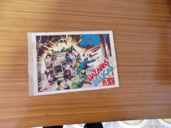 HAZAÑAS BELICAS VOLUMEN 4 EDITA TORAY (Tebeos y Comics - Toray - Hazañas Bélicas)