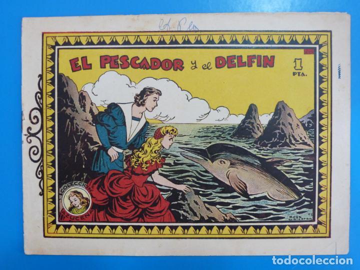 COMIC DE EL PESCADOR Y EL DELFIN Nº 246 EDICIONES TORAY LOTE 26 (Tebeos y Comics - Toray - Azucena)