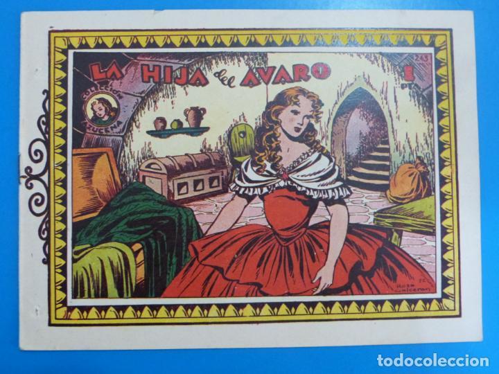 COMIC DE LA HIJA DEL AVARO Nº 243 EDICIONES TORAY LOTE 16 (Tebeos y Comics - Toray - Azucena)