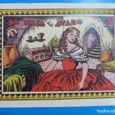 Tebeos: COMIC DE LA HIJA DEL AVARO Nº 243 EDICIONES TORAY LOTE 26. Lote 194776776