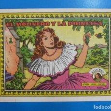 Tebeos: COMIC DE EL MOLINERO Y LA PRINCESA Nº 237 EDICIONES TORAY LOTE 26. Lote 194777163