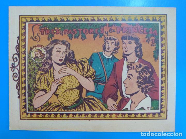 COMIC DE TRES PASTORES Y LA PRINCESA Nº 229 EDICIONES TORAY LOTE 26 (Tebeos y Comics - Toray - Azucena)