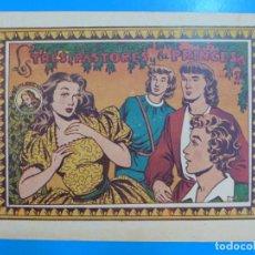 Tebeos: COMIC DE TRES PASTORES Y LA PRINCESA Nº 229 EDICIONES TORAY LOTE 26. Lote 194777837