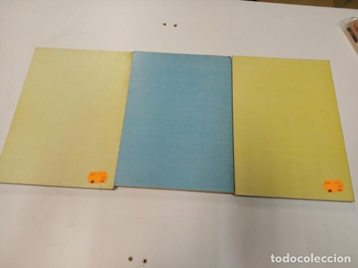Tebeos: HAZAÑAS BÉLICAS / 9 NÚMEROS EN 3 RETAPADOS / EDICIONES G4 - Foto 2 - 194778713