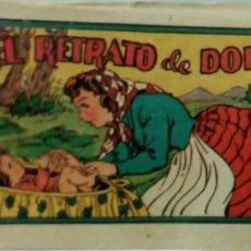 Tebeos: EL RETRATO DE DORITA CUENTOS DE LA ABUELITA COLECCION AZUCENA TORAY.ESPIRITUAZUL. Lote 194900553