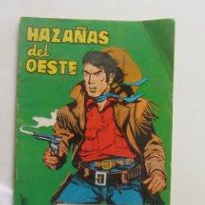 Tebeos: HAZAÑAS DEL OESTE - Nº 113 - EDICIONES TORAY - 1966. MUCHOS MAS ALA VENTA MIRA TUS FALTAS CX43. Lote 194913447