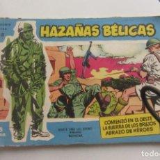 Tebeos: HAZAÑAS BELICAS SERIE AZUL Nº 85 TORAY - 1966. MUCHOS MAS ALA VENTA MIRA TUS FALTAS CX43. Lote 194913518
