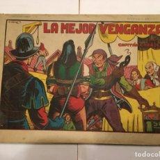 Tebeos: COMIC EL CAPITAN CORAJE Nº 26 1º EDICION AÑOS 40. Lote 194957552