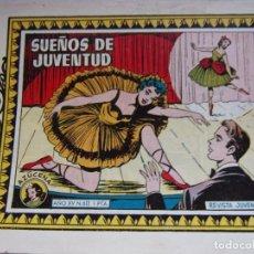 Tebeos: REVISTA JUVENIL FEMENINA AZUCENA NUM 612 SUEÑOS DE JUVENTUD. Lote 194973507
