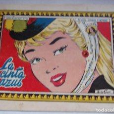 Tebeos: REVISTA JUVENIL FEMENINA AZUCENA NUM 631- LA CINTA AZUL. Lote 194973650