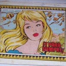 Tebeos: REVISTA JUVENIL FEMENINA AZUCENA NUM 638 - ¡ Y PARA SIEMPRE!. Lote 194973816