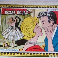 Tebeos: REVISTA JUVENIL FEMENINA AZUCENA NUM 639- ROSAS ROJAS. Lote 194973832