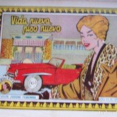 Tebeos: REVISTA JUVENIL FEMENINA AZUCENA NUM 640- VIDA NUEVA, PISO NUEVO. Lote 194973932