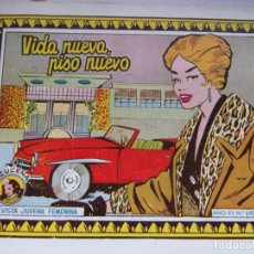 Tebeos: REVISTA JUVENIL FEMENINA AZUCENA NUM 640- VIDA NUEVA, PISO NUEVO. Lote 194974062