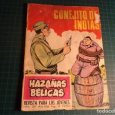 Tebeos: HAZAÑAS BELICAS. Nº 207. TORAY. Lote 194976981