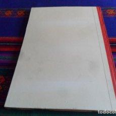 Tebeos: CONTRAPORTADA BLANCA LUCKY LUKE LA CARRERA DE OKLAHOMA 1ª ED TORAY 1964. REGALO PRIMOS DALTON. RARO.. Lote 194986708