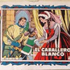 Tebeos: EL CABALLERO BLANCO AÑO II Nº 85 COLECCION ALICIA TORAY. Lote 195027065