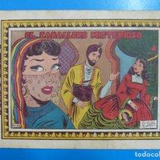 Tebeos: COMIC DE EL CABALLERO MISTERIOSO Nº 96 EDICIONES TORAY LOTE 26. Lote 195065512