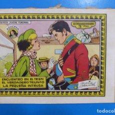 Tebeos: COMIC DE ENCUENTRO EN EL TREN EL VERDADERO TRIUNFO LA PEQUEÑA INTRUSA Nº 56 EDICIONES TORAY LOTE 26. Lote 195065970