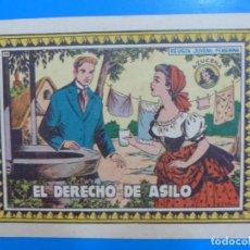 Tebeos: COMIC DE EL DERECHO DE ASILO Nº 44 EDICIONES TORAY LOTE 26. Lote 195066015