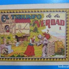 Tebeos: COMIC DE EL TRIUNFO DE LA VERDAD Nº 20 EDICIONES TORAY LOTE 26. Lote 195066052