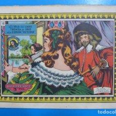 Tebeos: COMIC DE LA ISLA DEL LAGO TRENZA DE ORO LA ESPADA VICTORIA Nº 15 EDICIONES TORAY LOTE 26. Lote 195066081