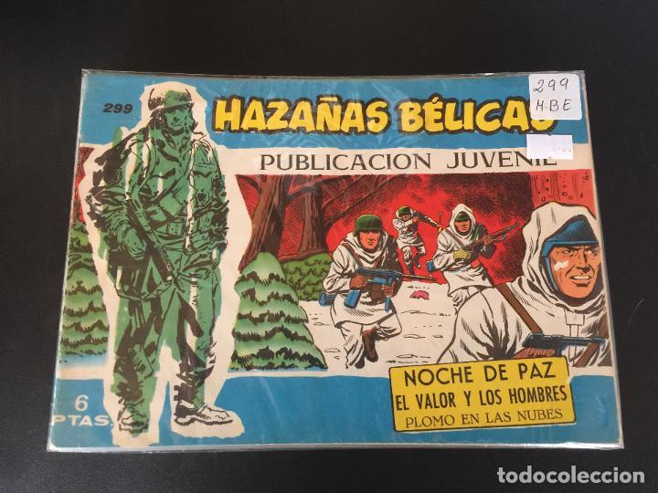 TORAY HAZAÑAS DE GUERRA NUMERO 299 NORMAL ESTADO (Tebeos y Comics - Toray - Hazañas Bélicas)