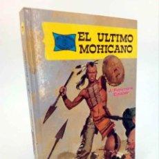Tebeos: EL ÚLTIMO MOHICANO (J. FENIMORE COOPER / ARMANDO) TORAY, 1977. Lote 195123431