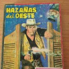 Tebeos: LIBRO COMIC HAZAÑAS DEL OESTE. Lote 195207448