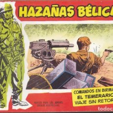 Tebeos: COMIC HAZAÑAS BELICAS ROJAS Nº 11. Lote 195371048