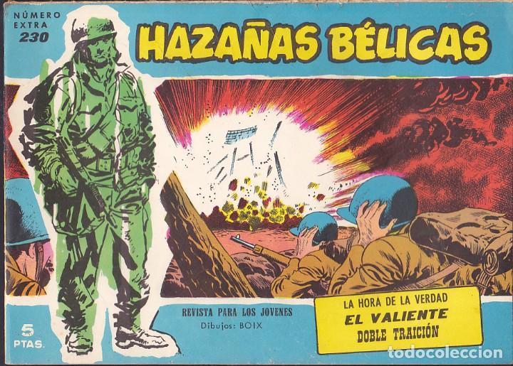 COMIC HAZAÑAS BELICAS AZULES Nº 230 (Tebeos y Comics - Toray - Hazañas Bélicas)