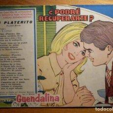 Tebeos: TEBEO - COMIC - COLECCIÓN GUENDALINA - Nº 95 -¿PODRÉ RECUPERARTE? - TORAY. Lote 195440683