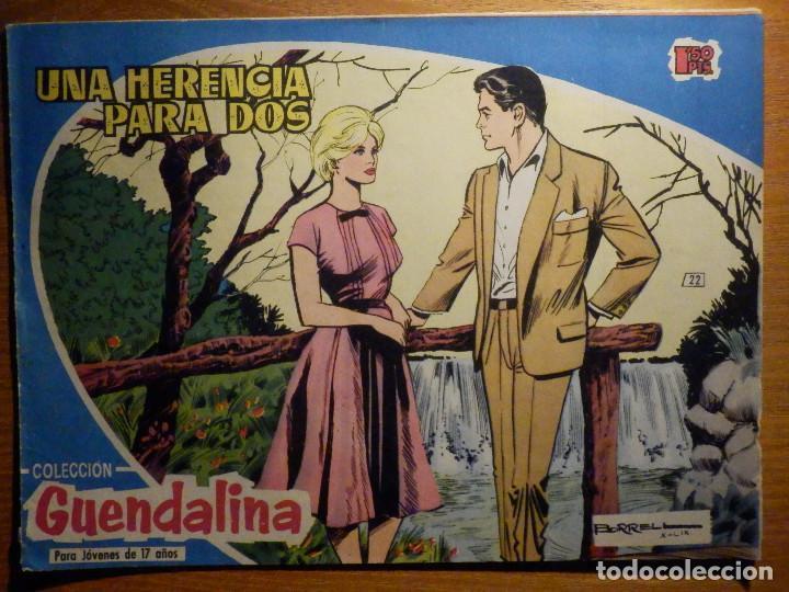 TEBEO - COMIC - COLECCIÓN GUENDALINA - Nº 32 - QUE TÍMIDO SOY - TORAY (Tebeos y Comics - Toray - Guendalina)