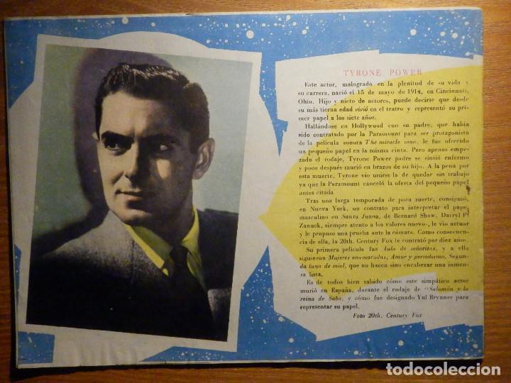 Tebeos: TEBEO - COMIC - COLECCIÓN GUENDALINA - Nº 14 - EL CAPITÁN Y YO - TORAY - Foto 2 - 195440741