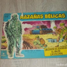 Tebeos: HAZAÑAS BELICAS Nº 275 EXTRA. SERIE AZUL. TORAY. Lote 195468858